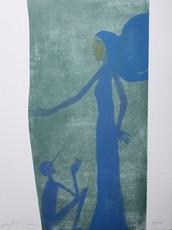 Mimmo PALADINO - Print-Multiple - Pinocchio V