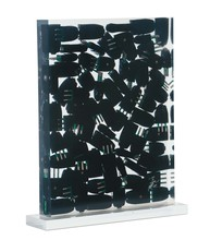 Fernandez ARMAN - Scultura Volume - inclusione di spine