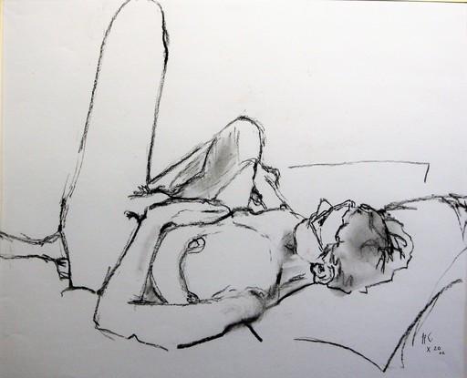 R.CAVALIÉ - Dibujo Acuarela - N.R. 101