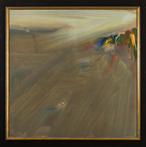 Olivier DEBRÉ - Painting - Late autumn Oppdal