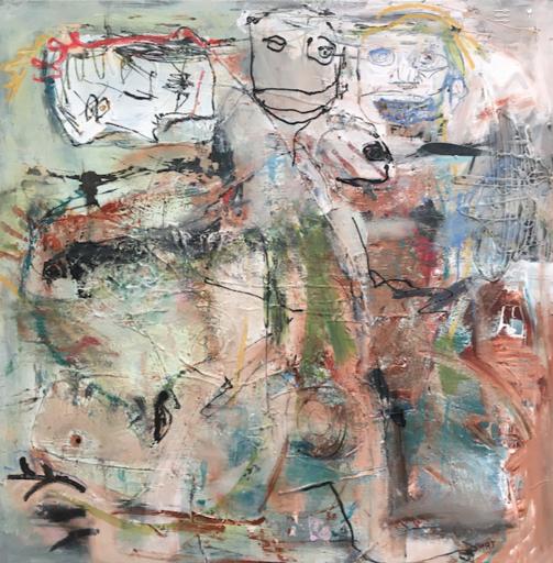 MONSIEUR JAMIN - Gemälde -  HEAD