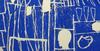 Mimmo PALADINO - Peinture - Fuga in Egitto                                     .