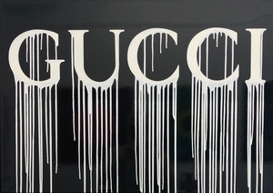 ZEVS - Pittura - Liquidated Gucci
