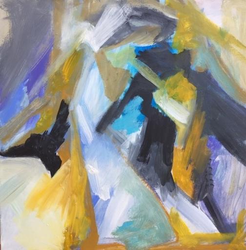 Irène DARGET-BASTIEN - Painting - Saho