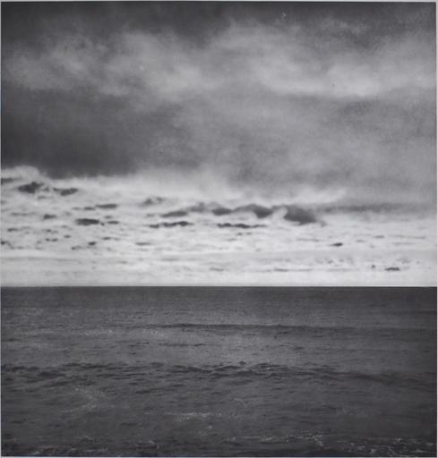 Gerhard RICHTER - Estampe-Multiple - Seascape I | Seestück I