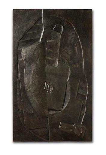 Henri LAURENS - Escultura - Guitare
