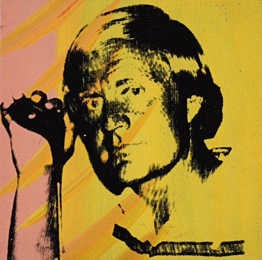Andy WARHOL - Painting - Jack Nicklaus
