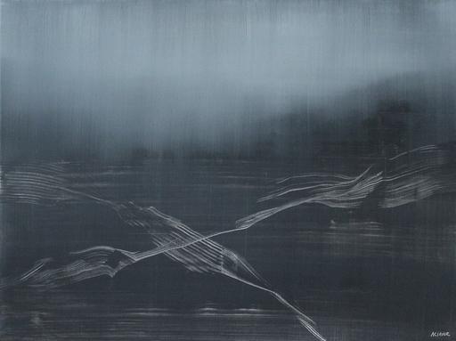 Alex CLAUDE - Painting - Opus n°1