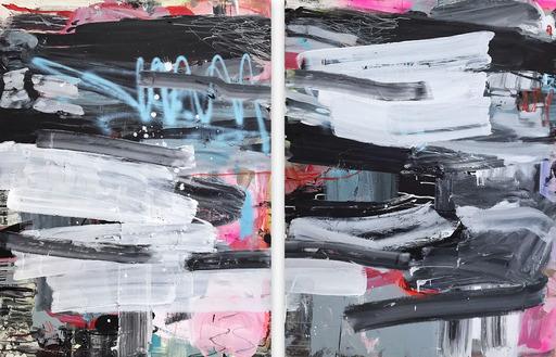 Manuela Karin KNAUT - 绘画 - Covers 1&2