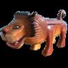 Paa JOE - Sculpture-Volume - Lion coffin