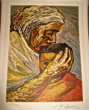 David Alfaro SIQUEIROS - Stampa Multiplo - Mother and Child (from the Mexican Suite)