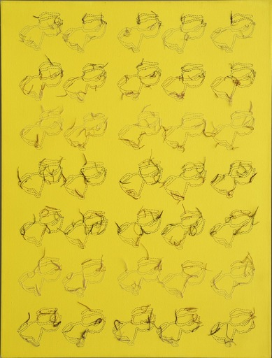 Ghada AMER - Pintura - Bouches