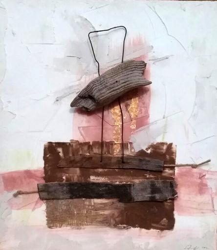 Laura SOPRANI - Painting - Voci dalla natura n.3