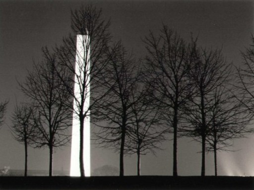 Michael KENNA - Photo - Place de la Concorde