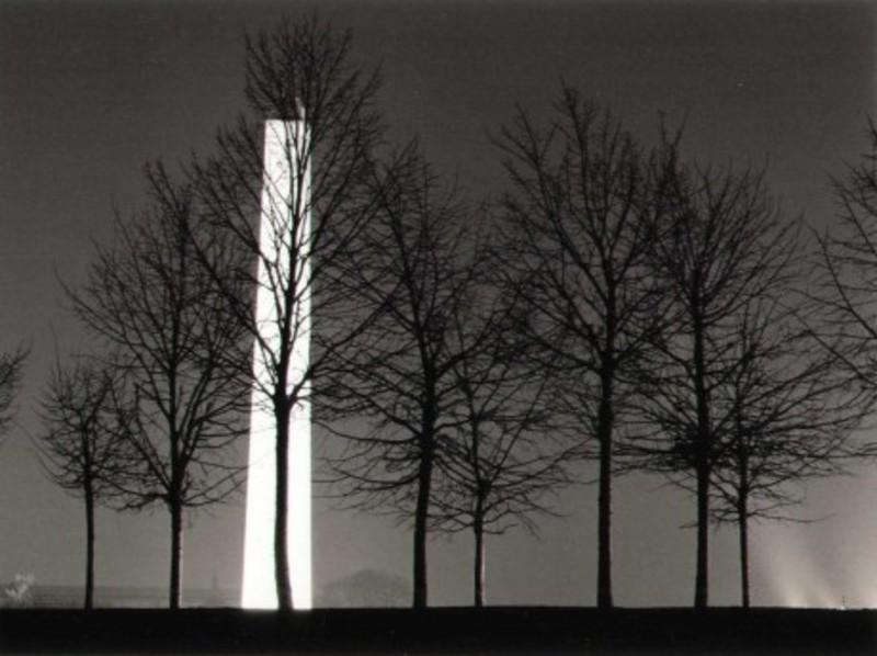 Michael KENNA - Photo - Place de la Concorde