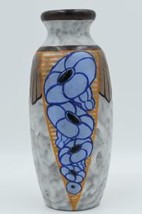 Louis-Auguste DAGE - Vase col resserré