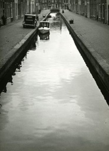 Hans BAUMGARTNER - Fotografie - Stadtkanal in Holland