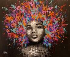 SEATY - Pintura - Bronx #45