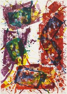 Sam FRANCIS - Print-Multiple - Untitled