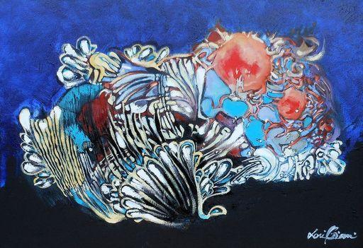 Lou FLORIAN - Painting - Ecrin MARIN