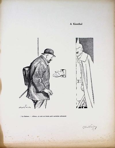 Abel Jules FAIVRE - Stampa-Multiplo - A KIENTHAL