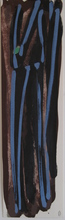 Olivier DEBRÉ (1920-1999) - LITHOGRAPHIE 1982 MONOGRAMMÉE AU CRAYON HANDMONOGRAMMED LITH