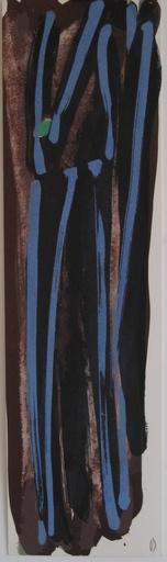 Olivier DEBRÉ - Estampe-Multiple - LITHOGRAPHIE 1982 MONOGRAMMÉE AU CRAYON HANDMONOGRAMMED LITH