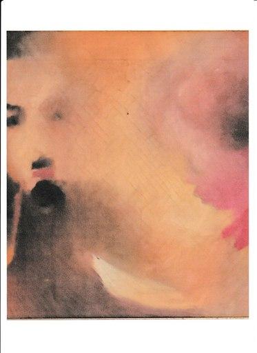 Paul HAESAERTS - Pintura - Portrait de Luc Haesaerts  et de Jean Milo
