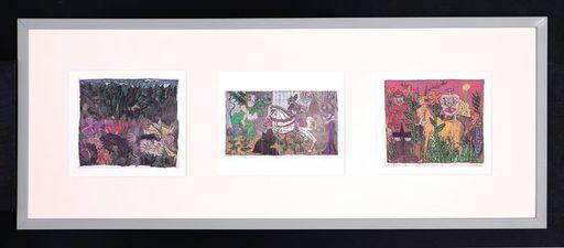Robert COMBAS - Print-Multiple - LA SALLE