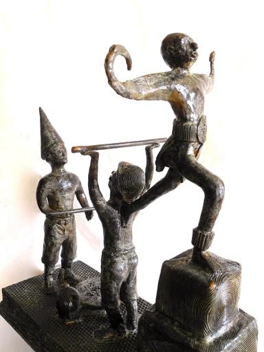 Michaël MAGNE - Sculpture-Volume - Sans chapeaux ni bâtons, de cubes en cubes