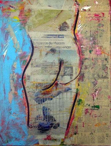 Paolo AMBROSIO - Peinture - figure