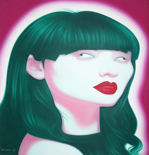 俸正杰 - 绘画 - China 2005 n. 67