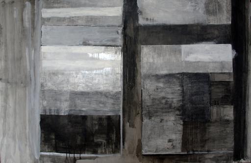 Zurab GIKASHVILI - Peinture - Window