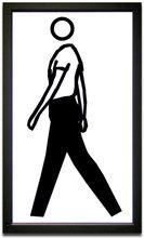 Julian OPIE - Audiovisual-Multimedia - Bruce Walking