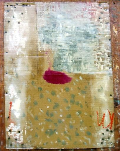 Anton LAMAZARES - Painting - gracias vagavundas
