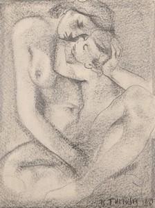 Mikhaïl TUROVSKY, Mother and Child