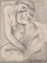 Mikhaïl TUROVSKY (1933) - Mother and Child