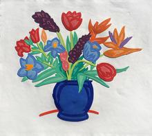 Tom WESSELMANN (1931-2004) - Flowers