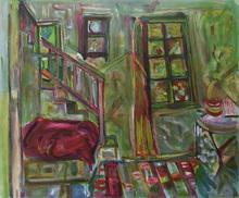 Pinchus KREMEGNE - Grabado - L'atelier
