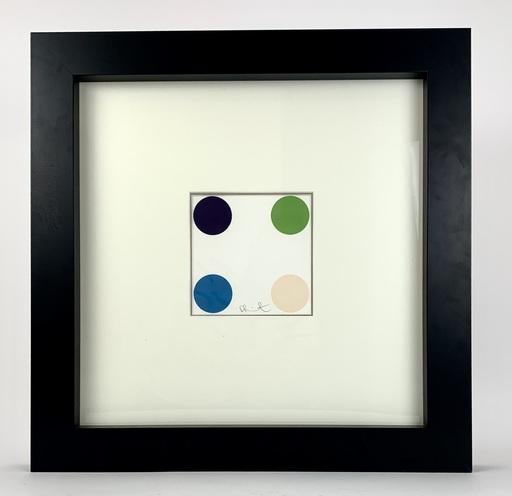 "Damien HIRST - Print-Multiple - ""Ammonium Sulfamate"""