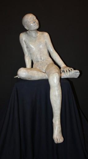 Claude JUSTAMON - Sculpture-Volume - Murmure