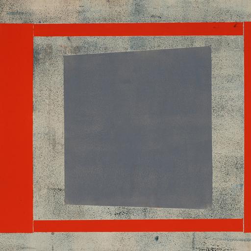 Elizabeth GOURLAY - 绘画 - Slate red ash 1