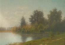 Albert-Gabriel RIGOLOT - Peinture - Landscape