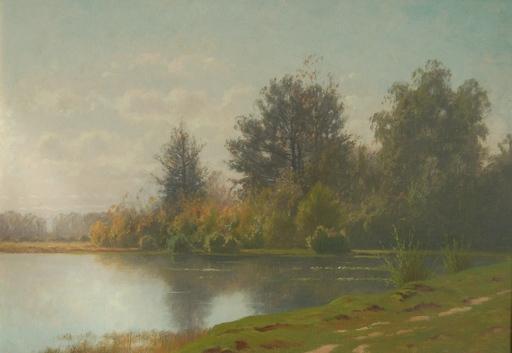 Albert-Gabriel RIGOLOT - Painting - Landscape