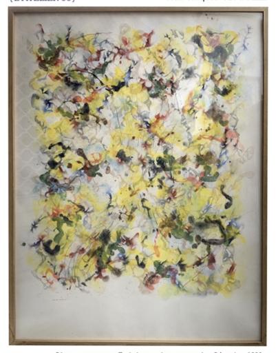 Jean-Jacques CECCARELLI - Gemälde - ST03