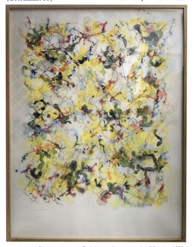 Jean-Jacques CECCARELLI - Pittura - ST03