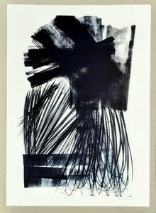 Hans HARTUNG - Estampe-Multiple - L-17-1973