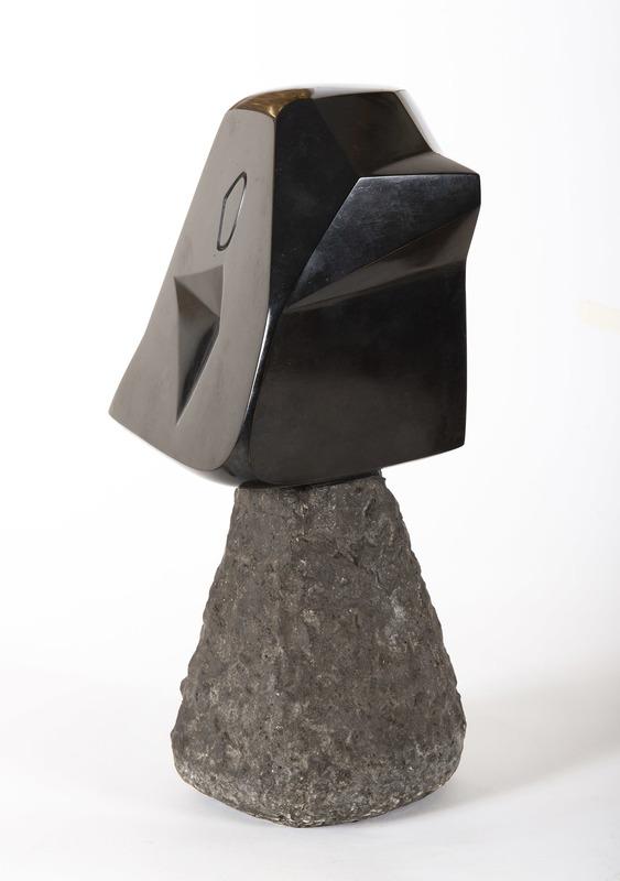 Émile GILIOLI - Skulptur Volumen - L'oiseau