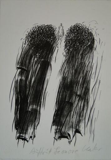 昆特•约克 - 版画 - Auftritt Leonore