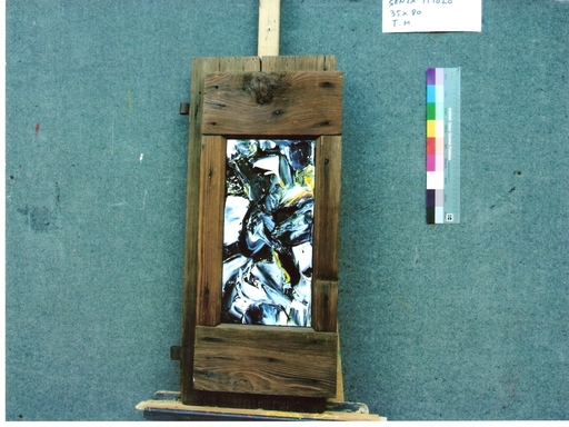 Pierluigi DE LUTTI - Painting - senza titolo